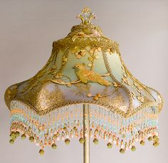 Victorian Home Decor Accessories Victorian Home Decor, Victorian Lamps, Victorian Lamp Shades, Antique Floor Lamps, Antique Lighting, Chandelier Design, Vintage Chandelier, I Love Lamp, Tiffany Lamps