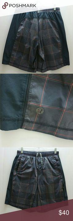 LULULEMON MEN'S SHORT VERY CLEAN INSIDE-OUT   SKE # POT lululemon Shorts