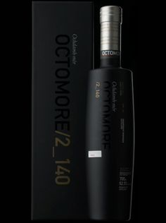 This, the second Octomore release, came out at a whacking 140ppm, but our uniquely slow trickle-distillation and elegant stills bring a whole new dimension to peated whisky – all the heady, peat smoke aromas with an elegance and creamy texture that belie its age. On the basis of the previous year's lesson: massive peat + Bruichladdich elegance = awesome spirit, we felt we had no choice but to dial up the already titanic peating of our original malted barley to create another whisky…