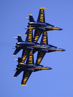 This is an image I captured of the Blue Angels flying in tight formation over the San Francisco Bay during Fleet Week. Military Jets, Military Aircraft, Air Fighter, Fighter Jets, Avion Jet, Us Navy Blue Angels, Photo Avion, Navy Aircraft, Fighter Aircraft