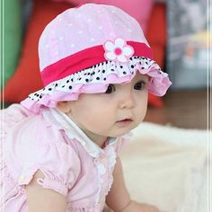 3Pcs Newborn Hospital Hat+2 Mitten Set Cotton Organic Infant Baby Girls Cute Cap with Sequin Bow