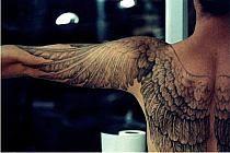 Tattoo Trends – Wing tattoo for man – 35 Breathtaking Wings Tattoo Designs ♥ ♥… Wing Tattoo Men, Wing Tattoo Designs, Angel Tattoo Designs, Wing Tattoos, Tatoos, Funny Tattoos, New Tattoos, Cool Tattoos, Amazing Tattoos