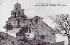 Postales Antiguas de Andalucía: Santuario Virgen de la Cabeza de Sierra Morena, An...
