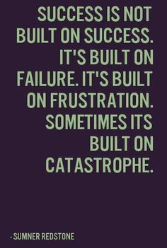 Just remember this during your next failure. failure quotes motivation, success and Motivacional Quotes, Good Quotes, Quotable Quotes, Quotes To Live By, Inspirational Quotes, Back To Work Quotes, Funny Motivational Quotes, Awesome Quotes, Qoutes
