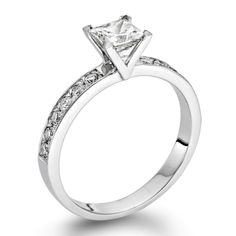 Engagement Ring Diamonds On Web 48