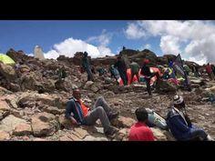 Mt Kilimanjaro, Tanzania, basecamp, 4.700 meter - YouTube