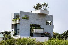 Binh House: Chấm xanh giữa lòng thành phố