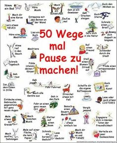 Warum Entspannung so wichtig ist – 6 Entspannungsmethoden gegen Stress Make sure you hit the wall in the study – the motivation to make a PAUSE – your dear home office workers out there ❤️︎ German Grammar, German Language Learning, Learn German, Anti Stress, Psychology Facts, Stress Management, Better Life, Self Improvement, Good To Know