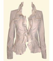 Natural Ruffle Jacket Must Haves, Park, Natural, Jackets, Tops, Fashion, Down Jackets, Moda, Fashion Styles