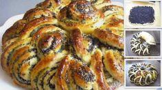 "recipe Tart ""the towel of grandmother"" Bulgarian Recipes, Russian Recipes, Baking Recipes, Dessert Recipes, European Cuisine, Gourmet Cooking, Pain, Healthy Snacks, Food Porn"