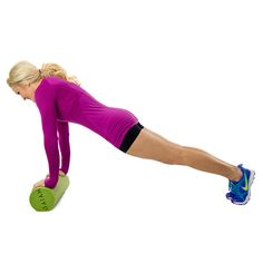 Roller push up