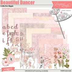 Beautiful Dancer Collection Biggie by Laura Louie