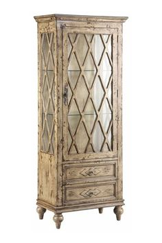 love this French cabinet!