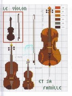 rock punto cruz (2) | Aprender manualidades es facilisimo.com
