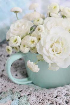 cozy & beautiful - my cup of tea!