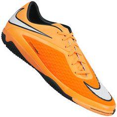 Chuteira de Futsal Nike Hypervenom Phelon IC - Laranja/Branco Desconto Centauro para Chuteira de Futsal Nike Hypervenom Phelon IC - Laranja/Branco por apenas R$ 279.90.