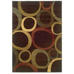 Oriental Weavers Tybee 2361D Multicolored Rug - #2M444   LampsPlus.com