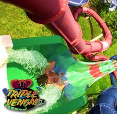 Triple Venom offer triple the adrenaline rush! Come experience it for yourself!  #ThisIsMyBeach