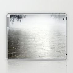 Rain On The Flint Laptop & iPad Skin by Kim Pate - $25.00