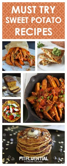 23 Sweet Potato Recipes