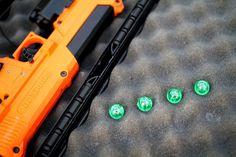 DNA Bullets Mark A Suspect For Easier Arrest