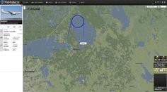 """Russian """"Doomsday Plane"""" Spotted Flying By Finland Border"""