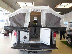 Livin' Lite 2015 Quicksilver TC2 Soft-Top Truck Camper