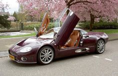 The 50 Best Supercars of All Time - 45. Spyker C8