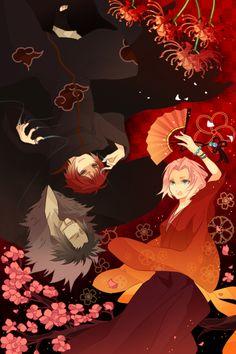 Mmco, NARUTO, Sasori, Haruno Sakura, Doll, Fur