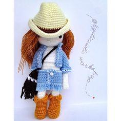 My Crochet Doll (no.7) @ cOwBoY GiRL