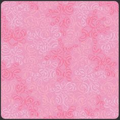 Art Gallery Fabrics - Nature Elements in Candy Pink
