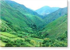 Vilcabamba Valley, Ecuador... aka the Valley of Longevity. Neeeed to get there!