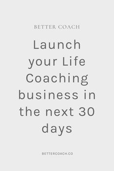 Do you want to build a six figure coaching business but have absolutely no idea how to start? Our life coaching accelerator program will build and launch your entire coaching business in less than 30 days become a life coach, how to be a life coach, lif