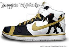 Umbreon Nike Dunks by HouggieBear on DeviantArt