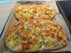Πίτσα με γεύση τυρόπιτας!