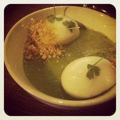 Jasmine, Cucumber, Honeydew, #chartreuse #dessert