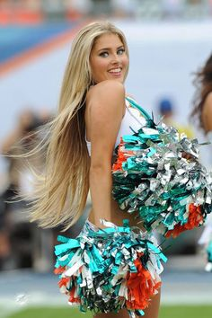 Miami Dolphins Cheerleader hot sexy Lilly