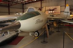 Planes of Fame Museum, Chino CA (photo: Paul Woodford)