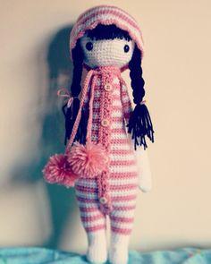 #lalylala con pijama #amigurumi