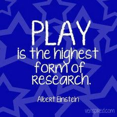 Remember to go out and #play! Kids big  small!  Play is often talked about as if it were a relief from serious learning.  But for #children, play is serious learning.  Play is the work of childhood.  - Mr. Fred Rogers