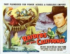 Raiders of Old California / L'ultime chevauchée  http://western-mood.blogspot.fr/2013/07/raiders-of-old-california-lultime.html#links
