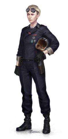 Walküre - Mech Pilot
