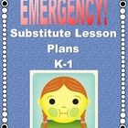 This is a collection of activities specifically designed to be simple for a substitute yet challenging for students on a day when you have to be ou...