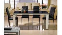 Table salle à manger / salon moderne - mymeubledeco - Mymeubledeco