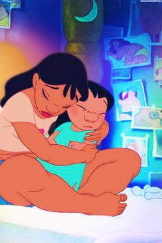 Lilo and Stitch proof that Frozen isn't the first Disney movie that proved sisterly love is powerful.