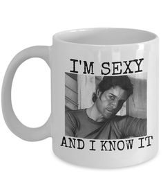 This is the perfect mug for your male partner - your gift search is over!    WITH THIS MUG, YOU CAN MAKE THE MAN IN YOUR LIFE LIGHT UP WITH DELIGHT!    If you're looking for a gift that a man will actually use and enjoy for years to come, then check out the I'm Sexy And I Know It mug!    Customized mugs speak to their recipients on a more personal level, making them feel special. Plus, mugs are universally functional gifts, even if you're not a coffee or tea drinker.    When it's cold…
