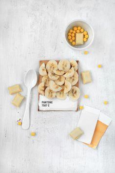 Tartine-Pantone, Mon Carnet blog - more food/paint/art/food.