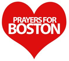 Prayers for the Boston marathon runners who got injured or killed during the explosion.