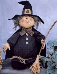 Cute face for a witch