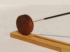 Candels, Incense Holder, Incense Burner, Wood Carving, Faucet, Furniture Design, Creations, Woodworking, Crafts